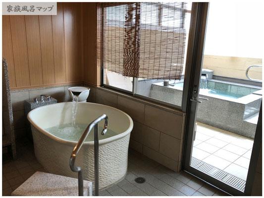 照葉スパリゾート室内浴槽
