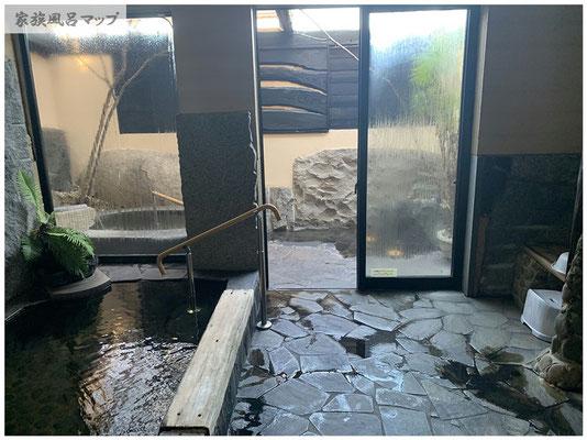 いづみ乃湯風呂場