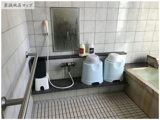 満天の湯 あすてらすシャワー