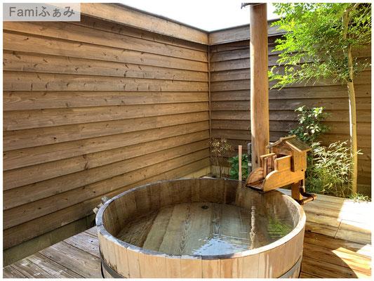 鶴は千年家族風呂温泉