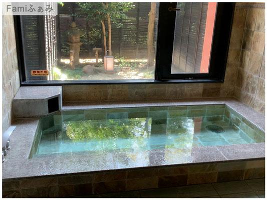 湯の迫温泉太平楽の家族風呂