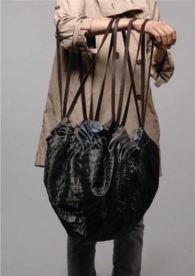 Tas - vormgeving vanuit parachute