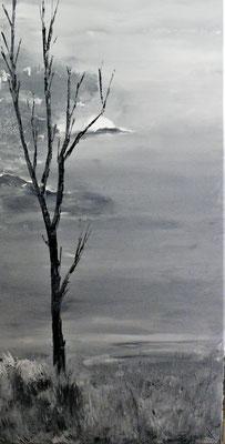Fin de Vie (huile 50x100)