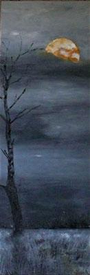 Seul (huile50x150)