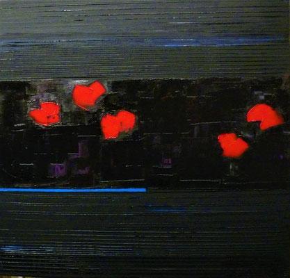 Dialogue1 (huile 80x80)
