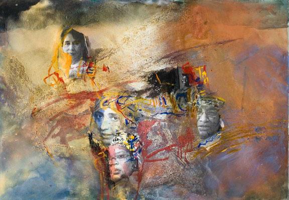 MG_1378 - Beim Namen gerufen -  Friedensnobelpreisträgerinnen