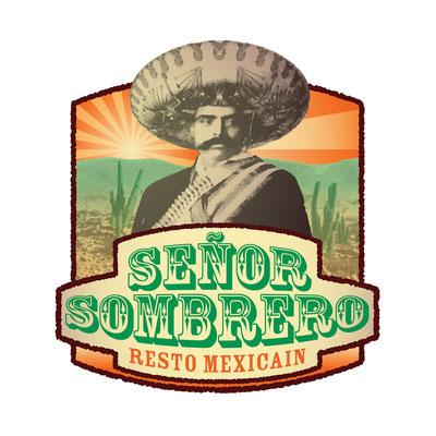 Senor Sombrero resto mexicain