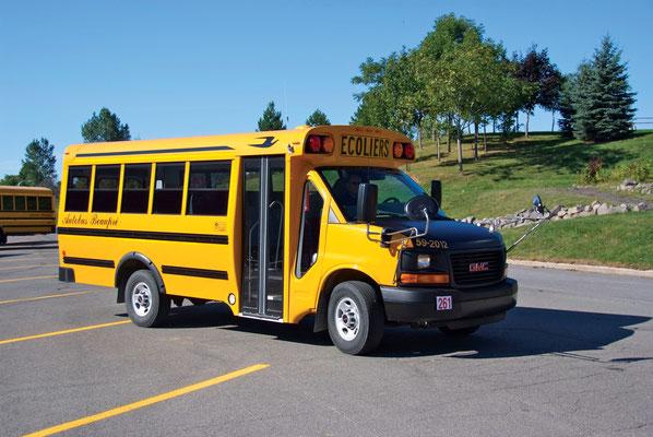 Autobus Beaupré