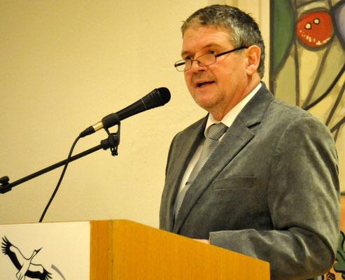 Bürgermeister Wolfgang Gottschalk