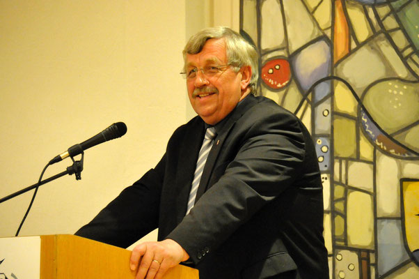 Regierungspräsident Dr. Walter Lübcke