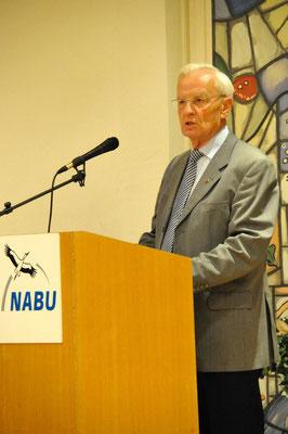 NABU-Vorsitzender Wolfgang Lübcke