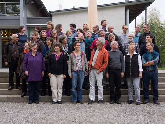 Bernchor21 im Oktober 2011 (Foto: Rolf Fries)