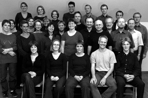 Chor im Jahr 2003