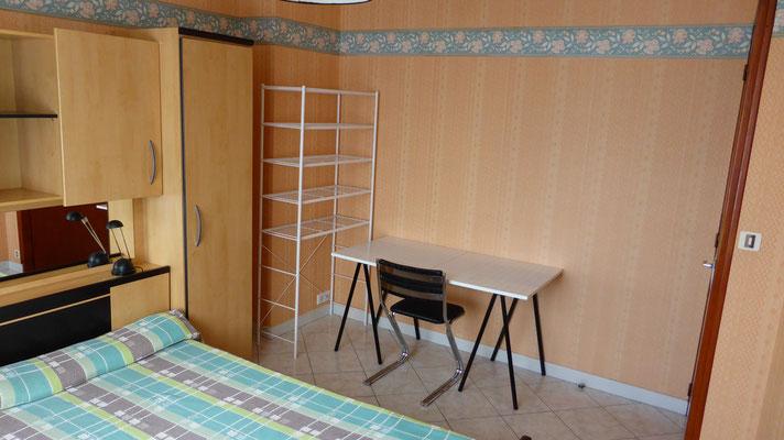 Chambre 2 - Vue de la fenêtre