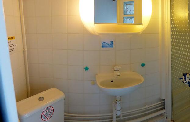 Salle d'eau - Lavabo