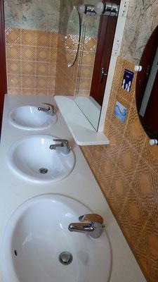 Salle d'eau - Lavabos