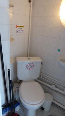 Salle d'eau - Toilettes