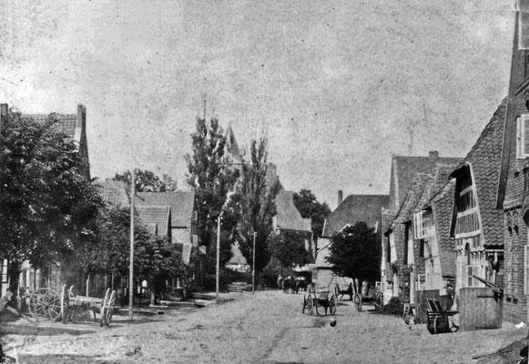 Diepholzer Straße etwas später