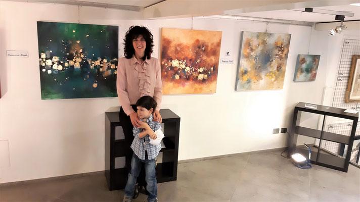 Tra le mie opere, Galleria Area Contesa