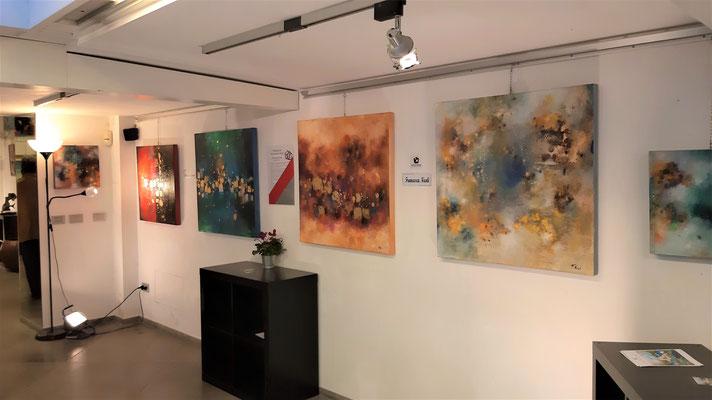 Le mie opere nella Galleria Area Contesa