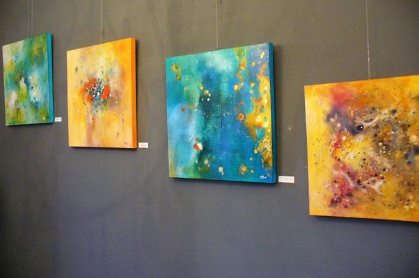 Terni, Mostra Convergenze Parallele 2017