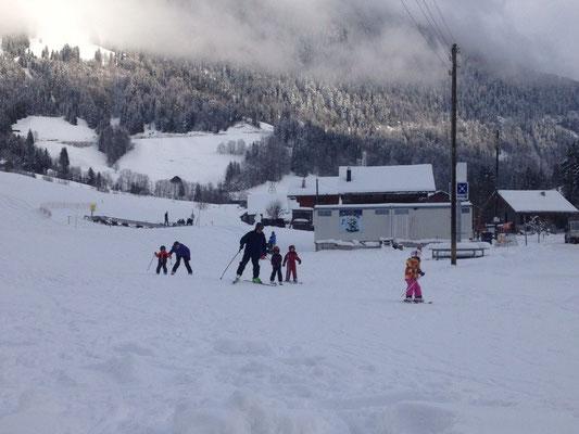 Skilift Oberbach 28.11.2015