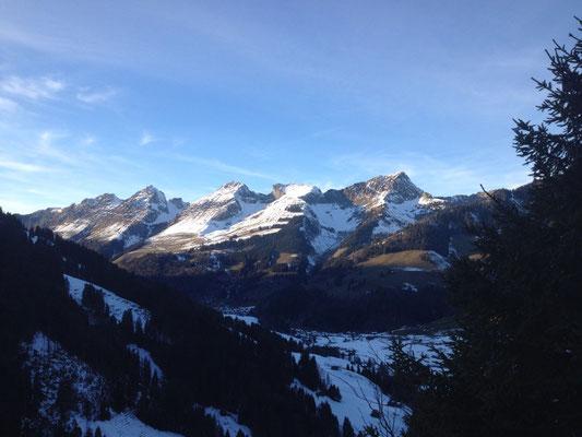 Nördliche Jauner Berge