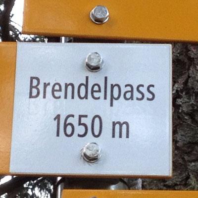 Brendelpass