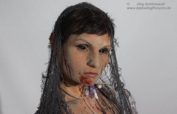 Shania in Nightmare on elm Street
