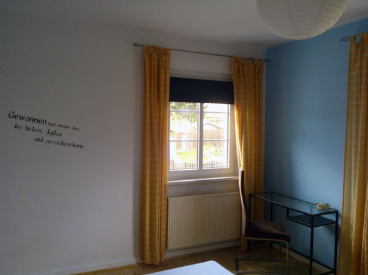 """Das """"blaue"""" Schlafzimmer - Bild 2"""