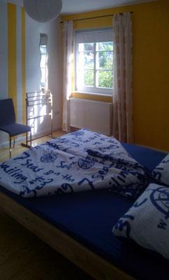 """Das """"orangene"""" Schlafzimmer - Bild 3"""