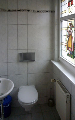 Gäste-WC im EG