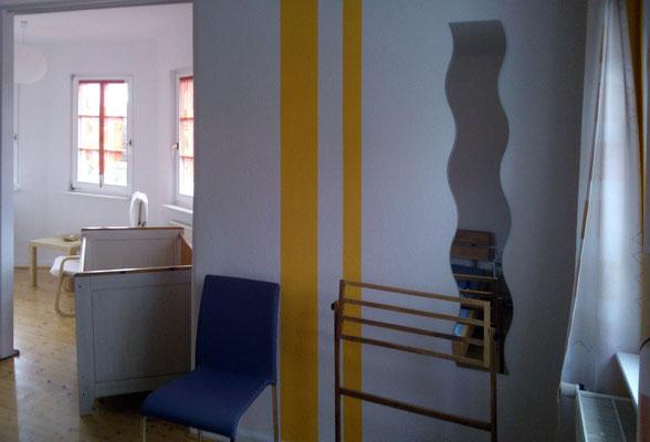 """Das """"orangene"""" Schlafzimmer - Bild 1"""