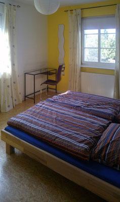 """Das """"gelbe"""" Schlafzimmer"""
