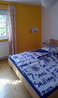 """Das """"orangene"""" Schlafzimmer - Bild 4"""