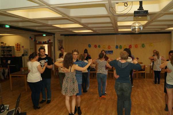 Der Tanzkurs