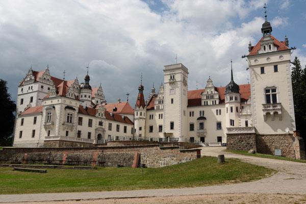 Schloss Boitzenburg, Uckermark, Brandenburg. Foto: Achim Graf
