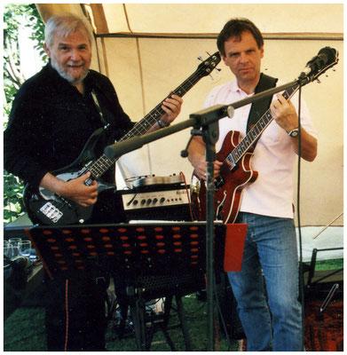 Roland und Peter W.