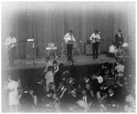 Konzert im Jugendzentrum, Essen