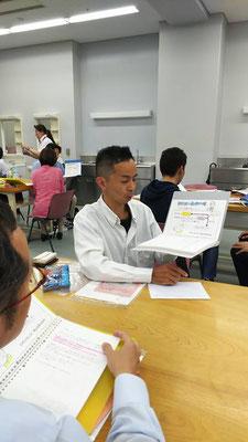 きらめき介護塾トレーナー青野圭子