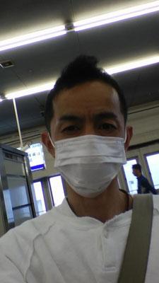 もぐさマスク