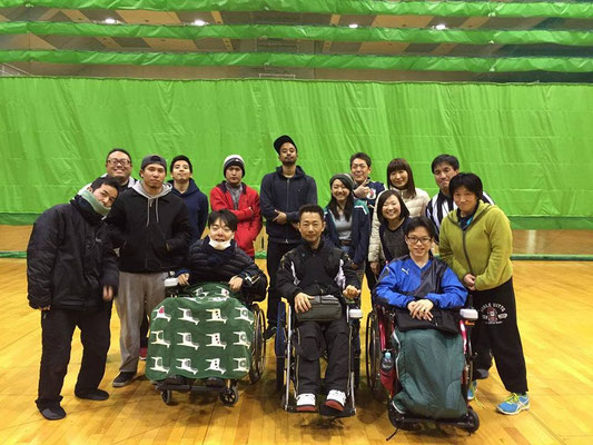 wheelchair football-japan