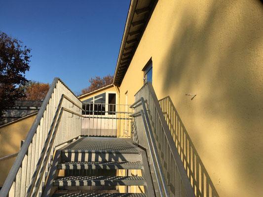 Fluchtturm Schule Kornwestheim