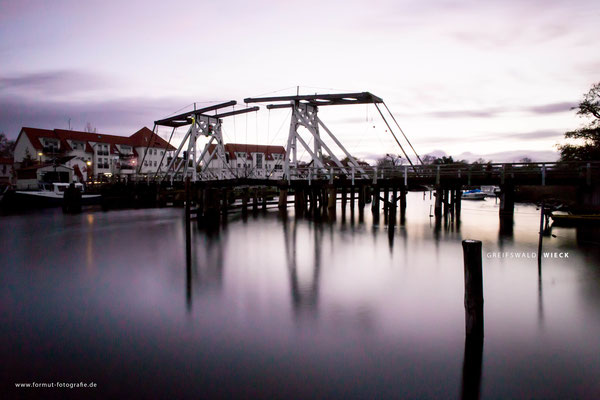 Greifswald – Wiecker Brücke
