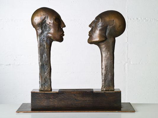 """""""Dialog"""" Bronze 3/6"""