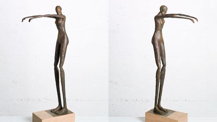 """""""Schlafwandler"""" Bronze 2/6"""