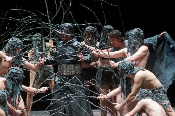 """""""Macbeth"""" regia di Giancarlo Cobelli"""