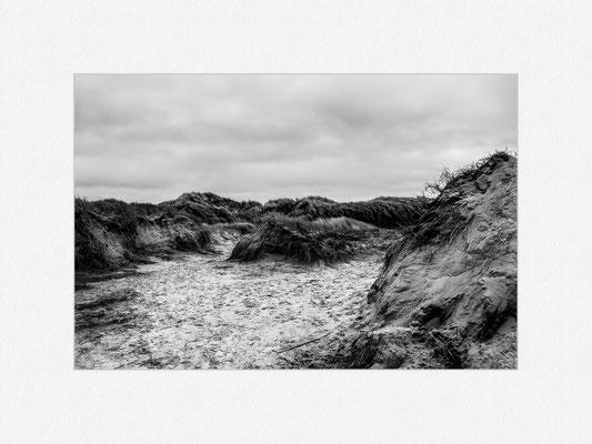 St. Peter-Ording, Sand Dunes after Storm Tide, 2013 [No.30] – © Oliver G. Miller