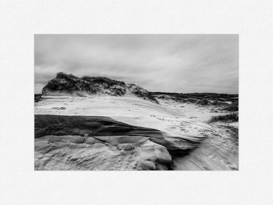 St. Peter-Ording, Sand Dunes after Storm Tide, 2013 [No.27] – © Oliver G. Miller