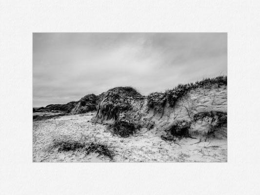 St. Peter-Ording, Sand Dunes after Storm Tide, 2013 [No.31] – © Oliver G. Miller